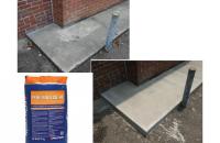 Reînnoirea suprafeţelor şi a betonului deteriorat. Mortarul- CR 90 Penetron