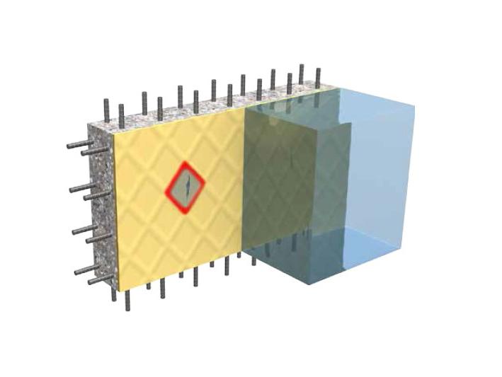 Tehnologia de lipire completă a membranelor pentru subsoluri etanșe