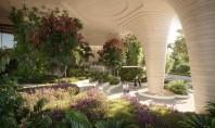 """""""Pădurea Urbană"""" sau cât de verde poate fi o clădire rezidenţială Pe langa densa gradina verticala"""
