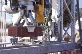Prima casă din Marea Britanie construită de un robot