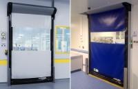 Usi rapide pentru camere curate - solutii pentru industria alimentara