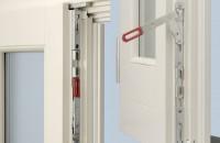 Solutiile Roto Safe C/H pentru usi din doua canaturi