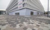 Elis Pavaje a livrat produse in valoare de 90 000 euro pentru constructia Salii Polivalente din