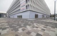 Elis Pavaje a livrat produse in valoare de 90.000 euro pentru constructia Salii Polivalente din Cluj