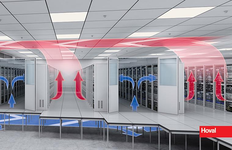 Racirea centrelor de date cu o eficienta energetica maxima