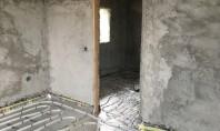 De la incalzirea cu lemne la incalzirea prin pardoseala Reabilitarea unei case vechi din judetul Valcea