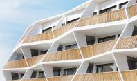 Formele in zig-zag ale exteriorul atrag atentia asupra blocului din Graz Echipa de la Love Architecture