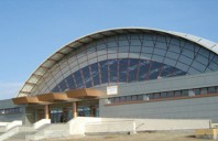 Sala de sport 1500 de locuri - Calarasi, in sesiunea speciala dedicata acoperisurilor, la RIFF