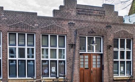 Casa amenajata in cladirea unei foste gradinite