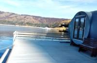 Pontonul plutitor 1st Criber - soluția proiectelor pe apă