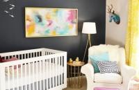 Tendinte pentru amenajarea camerei copilului nou-nascut