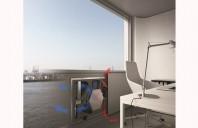 Pentru mai mult aer în clădirea voastră - O atmosferă placută și mai mult confort pentru
