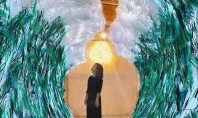 Semnificația sumbră din spatele acestei spectaculoase instalații de artă Au adunat in total nu mai putin