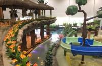 Penetron impermeabilizează parcul acvatic Tauá din Brazilia