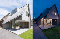 Renovarea unei case, echilibru intre vechi si nou