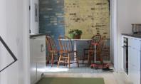 O casa moderna in Washington D C Scopul proiectului a fost acela de a transforma casa