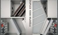 Noua generatie Duplex Multi Eco Noua generatie de unitati de ventilatie DUPLEX MultiEco, MultiEco-N si MultiEco-V.