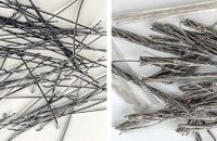 Fibre metalice si fibre din polipropilena pentru armarea betoanelor Armarea clasica a betoanelor cu plasa de sarma a fost si este inlocuita, treptat si cu mare succes, de armarea cu fibre metalice si din polipropilena pentru armare dispersa.