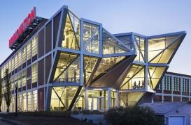 Un hub pentru inovatie amenajat intr-o fosta fabrica de vopseluri