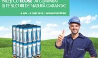 Cumpără vată minerală ECOSE și primești garantat premii - Promoție În funcție de numărul de paleți
