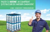 Cumpără vată minerală ECOSE și primești garantat premii - Promoție
