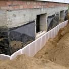 Reabilitarea termica a unei fundatii