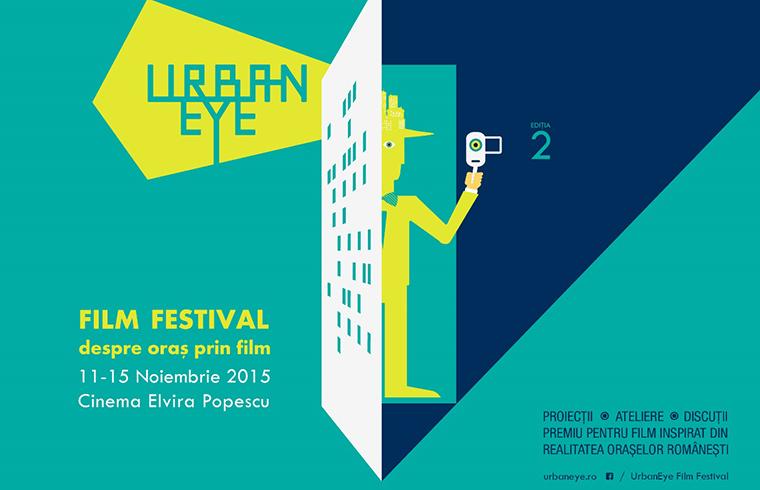 UrbanEye Film Festival / editia a 2-a / despre oras prin film