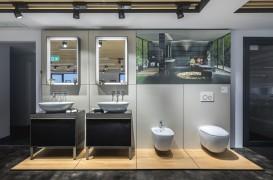 Sediul Geberit expus la Anuala de Arhitectură 2019