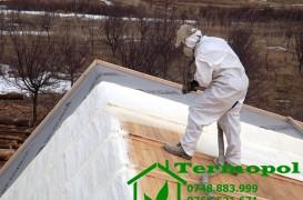 Izolație Subsol de la Termopol