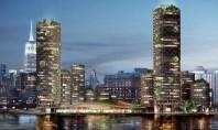 Turnurile care vor rezista la o creștere a nivelului mării de până la 2 m Biroul