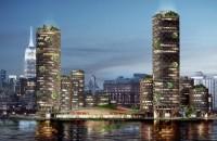 Turnurile care vor rezista la o creștere a nivelului mării de până la 2 m
