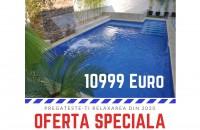 Ofertă specială la piscine cu tehnologia SteelTech - Pregătește-ți relaxarea din 2020