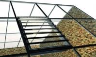 Luxlame - sistem cu lamele pentru acoperis furnizat de Hexadome Construct Gama Luxlame furnizeaza arhitectilor sisteme
