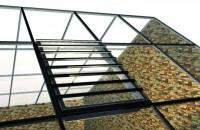 Luxlame - sistem cu lamele pentru acoperis furnizat de Hexadome Construct