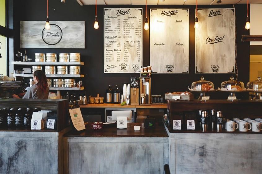 Sistemele Atrea, implementate intr-o cafenea din cartierul Dorobanti, Bucureşti