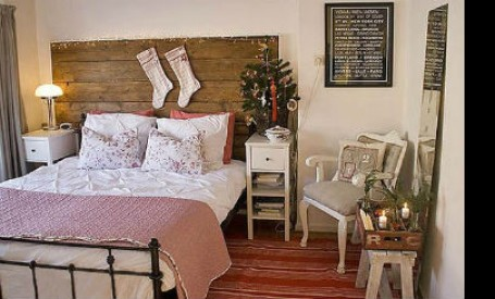 Dormitoare si bai care il asteapta pe Mos Craciun