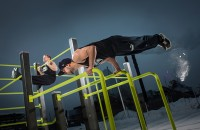 Noua moda in materie de fitness - street workout