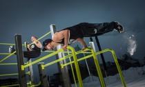 Noua moda in materie de fitness - street workout