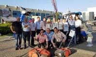 Unilift Serv dealer-ul exclusiv al Ibix și MultiOne a participat la BIFE-SIM 2017 Participarea firmei Unilift