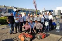 Unilift Serv, dealer-ul exclusiv al Ibix și MultiOne, a participat la BIFE-SIM 2017
