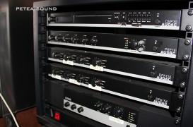 Sistem profesional de sunet instalat la restaurantul Carol din Braila