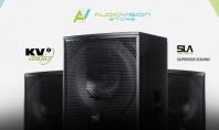 Designul boxelor KV2 Audio care utilizează tehnologia SLA În acest proces specialiștii de la KV2 Audio