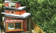 Un mic refugiu pentru vacanta Biroul australian de arhitectura TAKT a finalizat proiectul pentru o locuinta