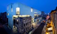 Inaugurarea cladirii Reid din cadrul Scolii de Arta din Glasgow La inceputul lunii aprilie cladirea Reid