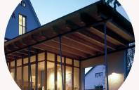 Case din lemn confortabile si ecologice, cu vata minerala URSA