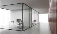 Pereți modulari din sticlă pentru compartimentarea spațiilor interioare – Moldoglass Soluțiile de compartimentare vitrată a spațiilor