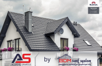 BDM Roof System revoluționează acoperișurile cu țiglă metalică