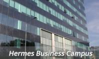 Hermes Business Campus 2 sistem de climatizare ultraperformant cu tehnologia Turbocor Jetrun Energo Eco livreaza echipamentele