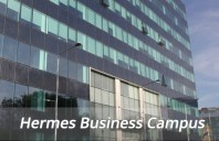 Hermes Business Campus 2: sistem de climatizare ultraperformant cu tehnologia Turbocor