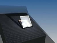 Certitoit - Fereastra in acoperis pentru ventilatie si/ sau evacuare a fumului
